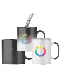 Hot Water Magic Mug - Color changing mug